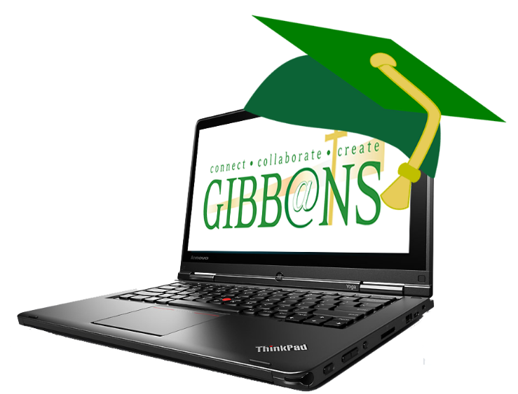 Laptop Graduation